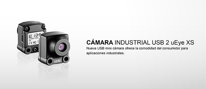 ---IDS cámara industrial USB 2 uEye XS, 5 megapíxeles cámara CMOS, autofocus, zoom digital, pequeña, sencilla, genial