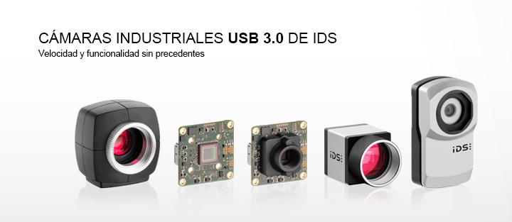 ---IDS USB 3.0 uEye cámaras industriales, cámara CMOS, ultrarrápida, potente, frecuencia de imagen alta, calidad de imagen