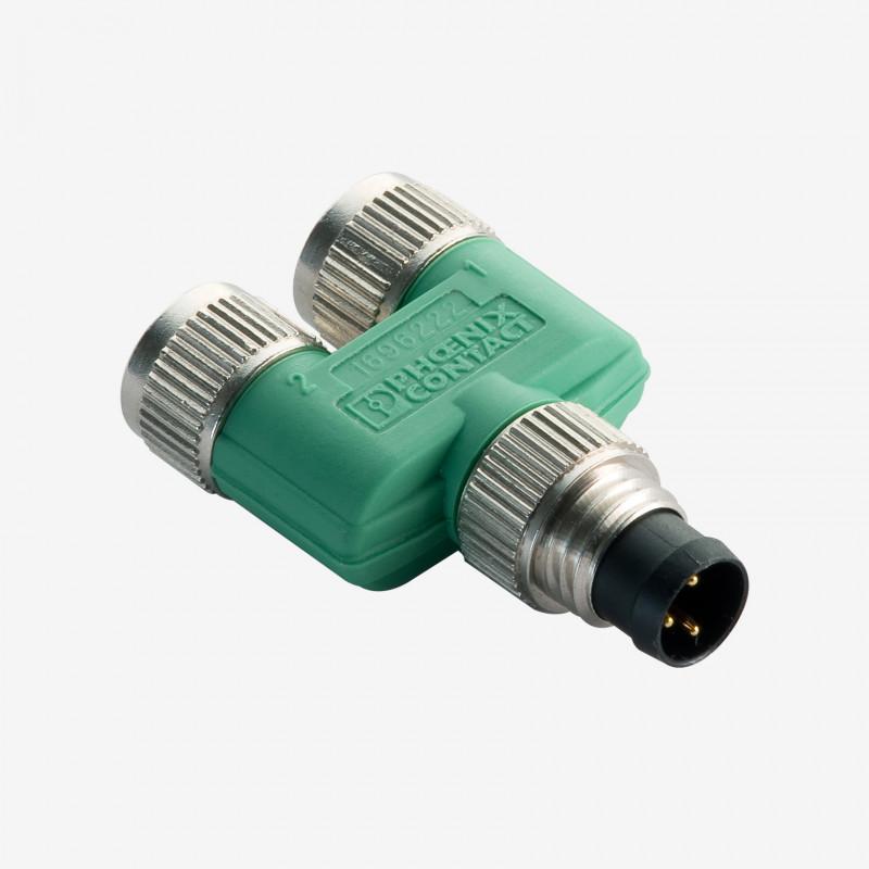 Distribuidor en Y Phoenix, IP65/IP67