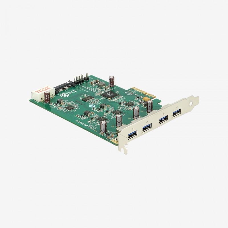 Tarjeta PCI Express USB 3, 4 puertos (89325)