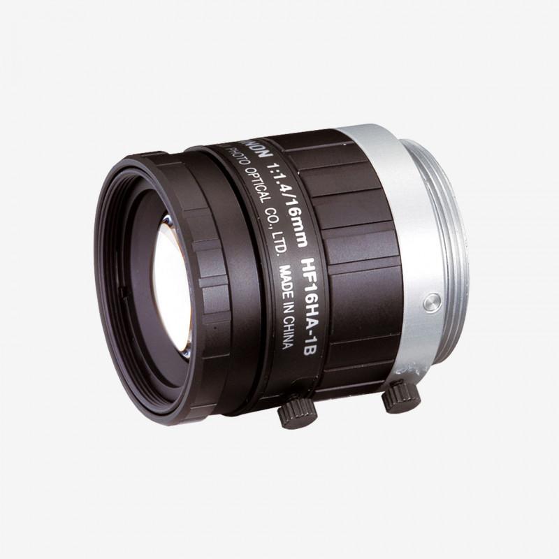 "Objektiv, Fujifilm, HF16HA-1S, 16 mm,  2/3"" C-Mount. 2/3"". 16 mm. Fujifilm. AE00266"