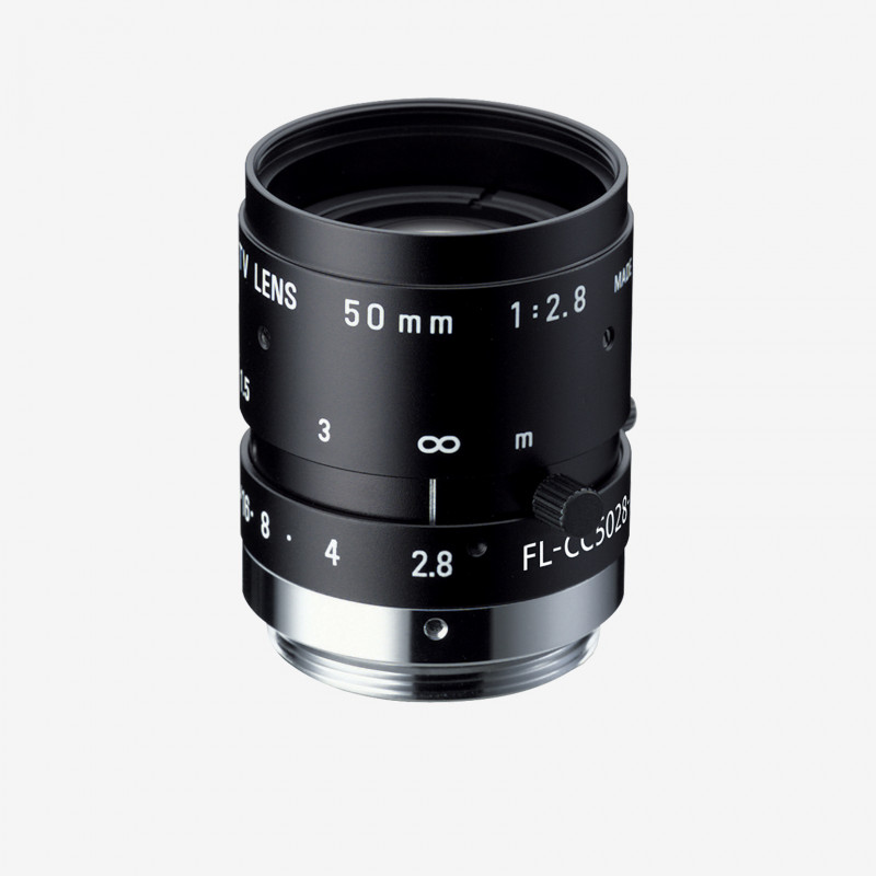 "Objetivo, RICOH, FL-CC5028-2M, 50 mm, 2/3"""