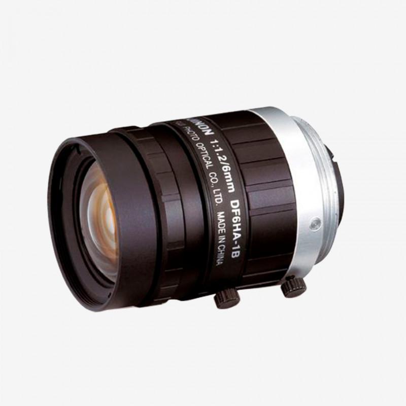 """Objetivo, Fujifilm, DF6HA-1S, 6 mm, 1/2"""""""