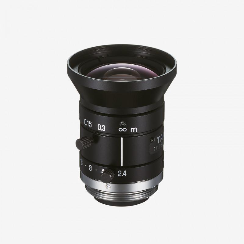 "Lens, Tamron, M112FM08, 8 mm, 1/1.2"", 5 MP - AE00197"