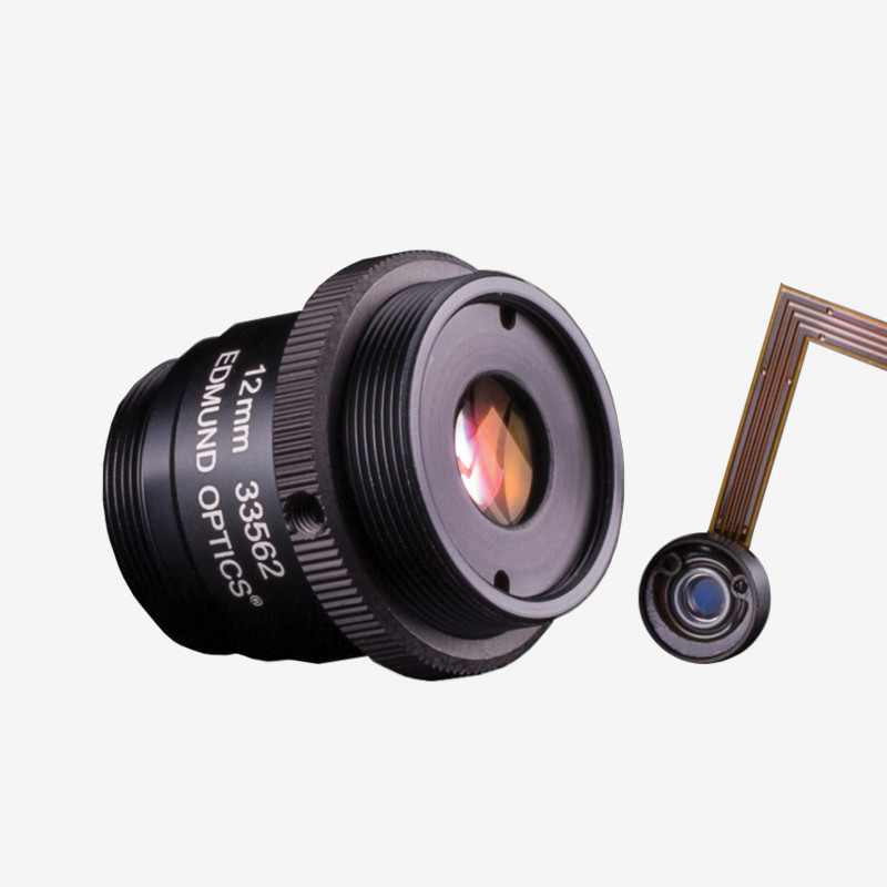 Lens, Edmund, TECHSPEC Cx series, 12 mm, 2/3""