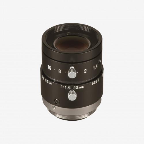 """Objetivo, Tamron, M118FM12, 12 mm, 1/1.8"""""""