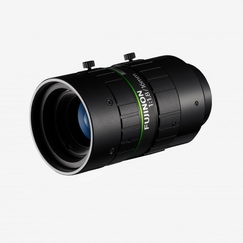 "Objetivo, Fujifilm, HF1618-12M, 16 mm , 2/3"""