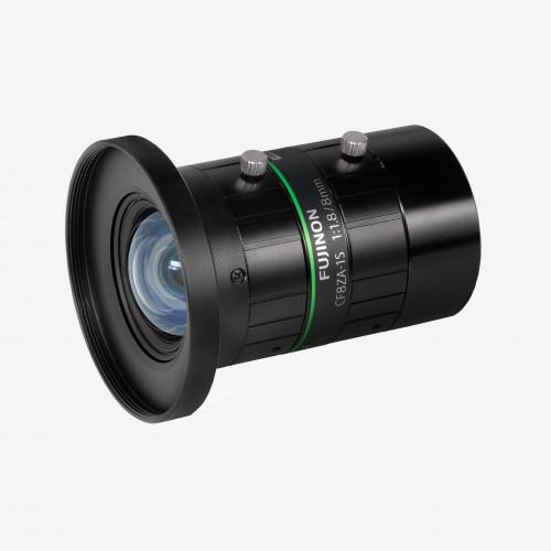 "Objetivo, Fujifilm, CF8ZA-1S, 8 mm, 1/1"""