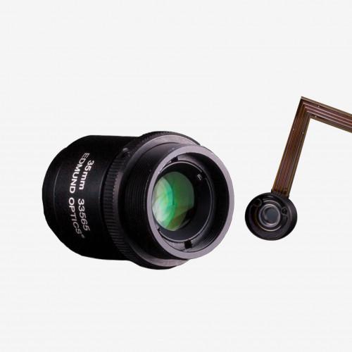 """Objektiv, Edmund, TECHSPEC Cx-Series, 35 mm, 2/3"""" C-Mount. 1/1.8"""". 12 mm. Edmund. AE00179"""