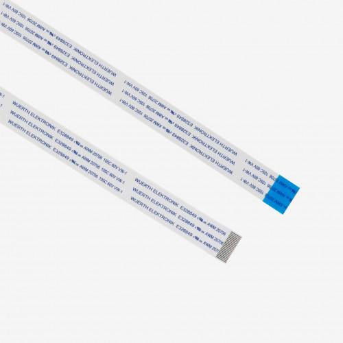 Cable plano flexible para GigE LE MB, 20 cm