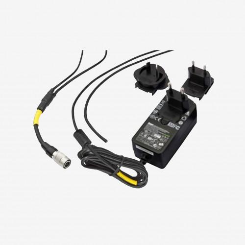 E/S + alimentación  eléctrica, cable en Y, fuente de alimentación universal, recto, 1,8 m/5 m