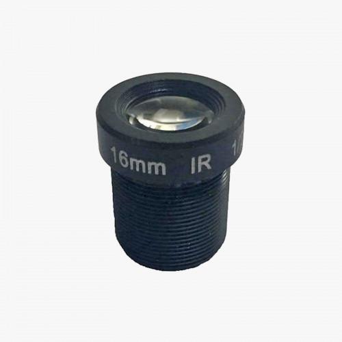 """Objetivo, IDS, IDS-5M12-S1620F, 16 mm, 1/2"""""""
