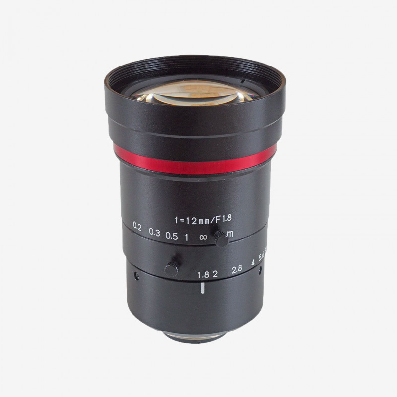 """Objetivo, Kowa, LM12FC, 12 mm, 1.1"""""""