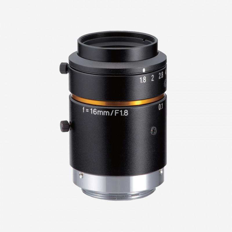 "Lens, Kowa, LM16JC10M, 16 mm, 2/3"" C-Mount, 2/3"", 16 mm, Kowa, AE00010"