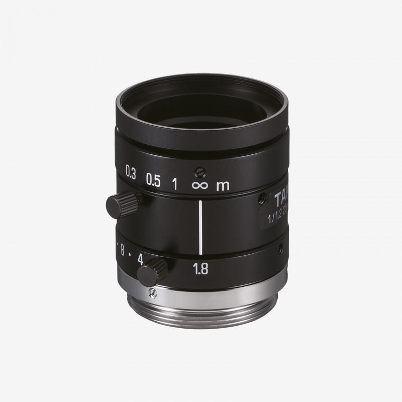 "Objetivo para IDS cámaras industriales: Tamron, M112FM25, 25 mm, 1/1.2"", AE00199"