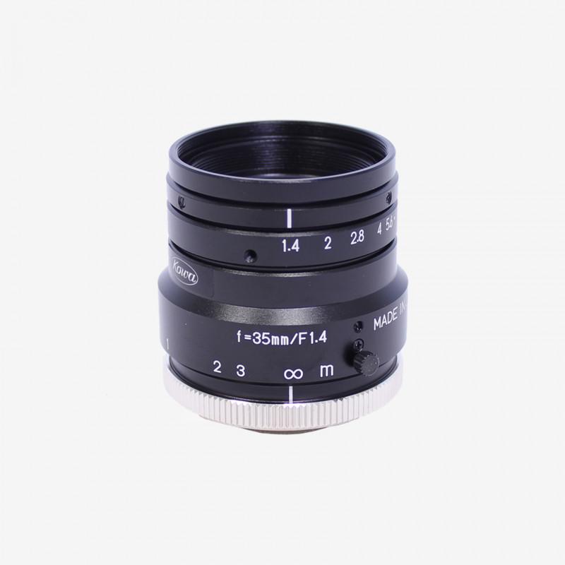 "Objetivo, Kowa, LM35HC, 35 mm, 1"""