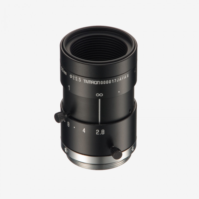 """Objetivo, Tamron, M118FM50, 50 mm, 1/1.8"""""""