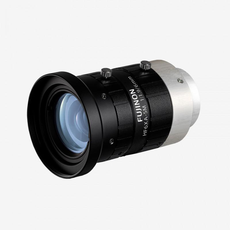"Objetivo, Fujifilm, HF6XA-5M, 6 mm , 2/3"""