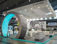 IDS booth on the VISION 2016
